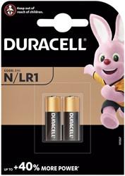 Batterij Duracell 2xMN9100/N alkaline