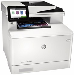 Multifunctional HP Color Laserjet Pro M479FDW