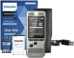 Dicteerapparaat Philips PocketMemo DPM6000