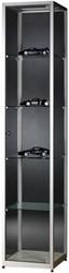 Vitrinekast SDB wms-h400 techn 400x400x1984mm