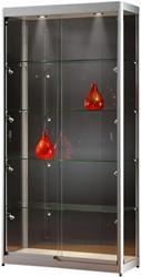 Vitrine SDB 315-1000 techn led mag 1000x400x2000mm