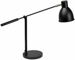 Bureaulamp MAUL Finja excl. lamp voet zwart