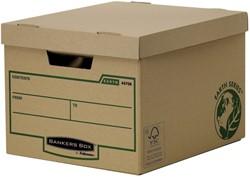 Archiefdoos Bankers Box Earth 27x33.5x39.1cm bruin