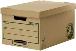 Archiefdoos Bankers Box Earth 32.5x26x44.5cm bruin