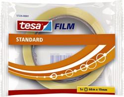 Plakband Tesa film standaard 19mmx66m