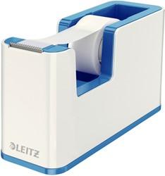 Plakbandhouder Leitz WOW wit/blauw