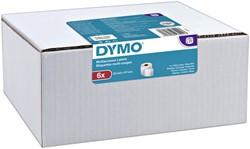Etiket Dymo 11354 labelwriter 32x57mm 6000stuks