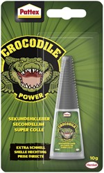 Secondelijm Pattex Crocodile super glue 10gr