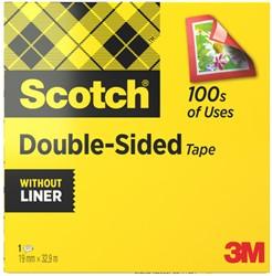 Dubbelzijdige plakband Scotch ATG924 19mmx33m