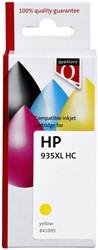 Inktcartridge Quantore HP C2P26AE 935XL geel