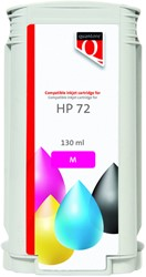 Inkcartridge Quantore HP 72 C9372A rood