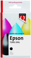 Inktcartridge Quantore Epson 29XL T2991 zwart