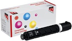 Tonercartridge Quantore Canon C-EXV 49 zwart
