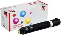 Tonercartridge Quantore Canon C-EXV 49 geel