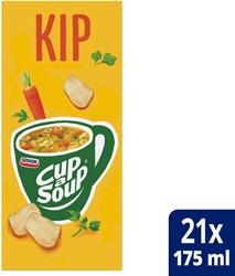 Cup-a-soup kippensoep 21 zakjes