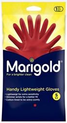 Huishoudhandschoen Marigold Handy rood small