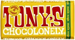 Chocolade Tony's Chocolonely reep 180gr melk noga