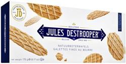 Natuurboterwafel Jules Destrooper 175gr