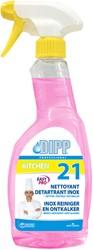 Inox reiniger en ontkalker DIPP
