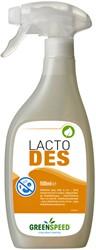 Desinfecterende spray Greenspeed Lacto Des 500ml