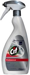 Sanitairreiniger Cif Professional 750ml