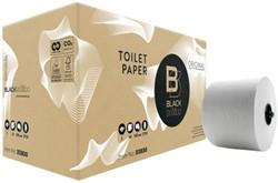 Toiletpapier BlackSatino 2-laags 100m wit