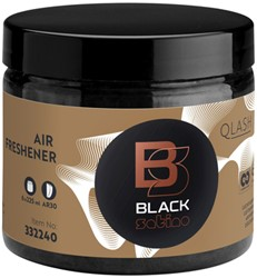 Luchtverfrisser BlackSatino navulling Qlash 225ml