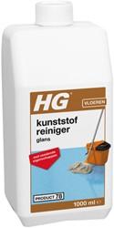 Vloerreiniger HG voor kunststof vloeren 1l
