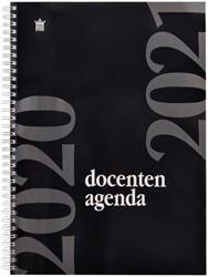Agenda 2020-2021 Ryam docenten spiraal A4 zwart
