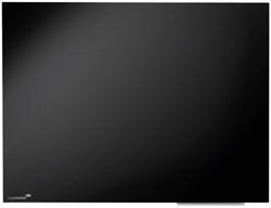 Glasbord Legamaster 60x80cm zwart