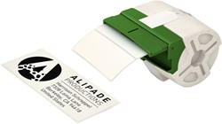 Etiket Leitz icon labelprint papier 36mmx88mm wit 600stuks