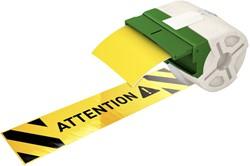Etiket Leitz icon labelprint kunststof 88mmx10m geel