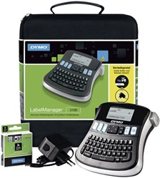 Labelprinter Dymo labelmanager LM210D qwerty Kit
