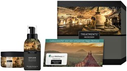 Cadeaubox Treatments Ceylon set + 1 voucher