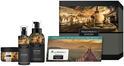 Cadeaubox Treatments Ceylon set set + 2 vouchers