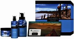 Cadeaubox Treatments Uyuni set + 2 vouchers