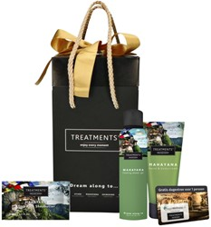 Cadeautas Treatments Mahayana + 1 voucher