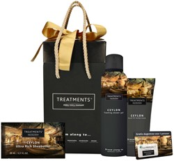 Cadeautas Treatments Ceylon + 1 voucher