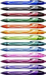 BIC® Gelocity® Quick Dry® Roller Gelpen display à 48 stuks