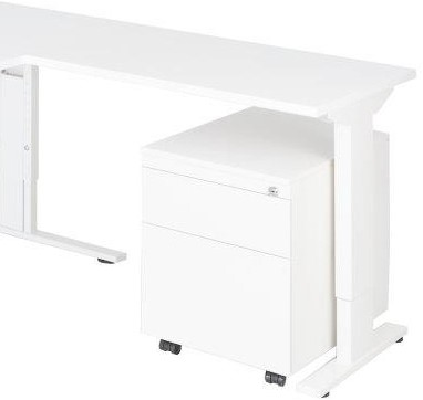 Aanbouwtafel serie 50 80X60cm hoogte instelbaar 62-86cm-2