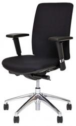 Bureaustoel Van Hilten Huislijn BG01 zwart