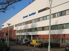 Ziekenhuis Amstelland afdeling GGD in Amstelveen.-103