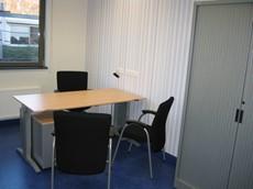 Ziekenhuis Amstelland afdeling GGD in Amstelveen.-108