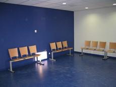 Ziekenhuis Amstelland afdeling GGD in Amstelveen.-109