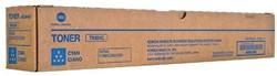 Tonercartridge Konica Minolta A8DA450 TN-324C blauw