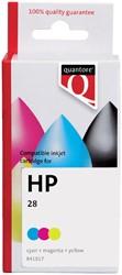 Inktcartridge Quantore HP C8728A 28 kleur