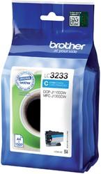 Inktcartridge Brother LC-3233 blauw