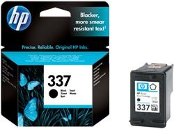 Inkcartridge HP C9364EE 337 zwart