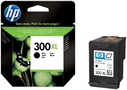 Inktcartridge HP CC641EE 300XL zwart HC