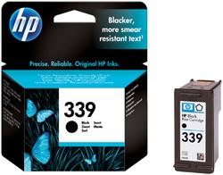 Inkcartridge HP C8767EE 339 zwart